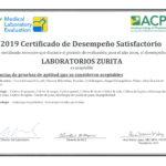 Certificado MLE 20219-1