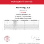 Microbiology DIFFICULT MI72646